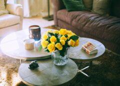 3 tips om je woonkamer op te fleuren